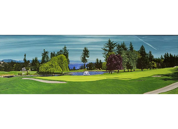 Nanaimo Golf Club Clubhouse